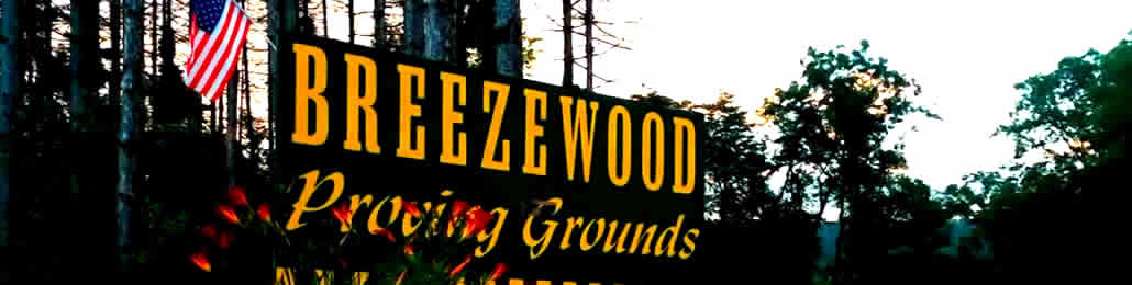 Breezewood Proving Grounds
