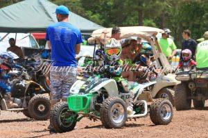 Kids Track Racing
