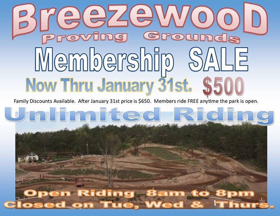 BPG Membership Sale