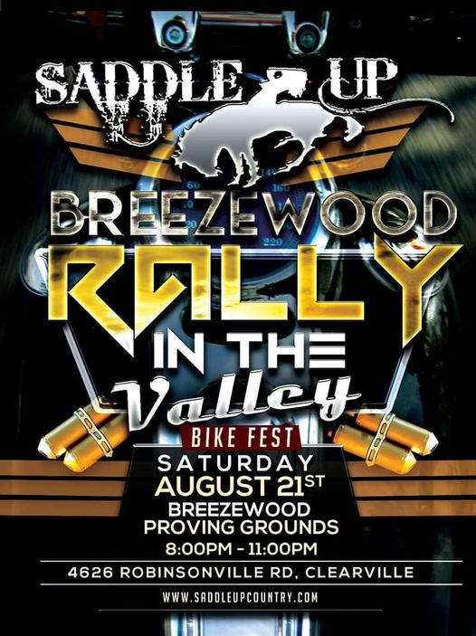 Breezewood Rally In The Valley